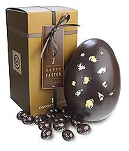 Oeuf Orfevre dark chocolate Easter egg